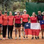 Chile finaliza tercero en la Zona I Americana de la Fed Cup 2019