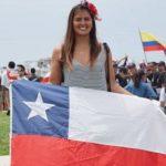 Jessica Anderson será la representante del surf chileno en los Juegos Mundiales de Playa 2019