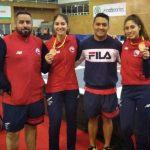 Chile suma una plata y tres bronces en el Panamericano Cadete y Juvenil de Esgrima