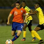 La Roja Femenina cayó ante Jamaica en un nuevo partido amistoso