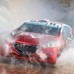 63 autos participarán en el Copec Rally Chile 2019