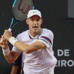 Nicolás Jarry cayó ante Alex de Miñaur en la primera ronda del ATP 500 de Acapulco