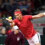 Triunfo de Jarry y derrota de Garin dejan igualada la serie de Copa Davis entre Chile y Austria