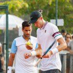 Nicolás Jarry avanzó a semifinales de dobles en el ATP 500 de Río de Janeiro