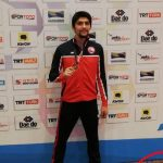 Sebastián Navea gana medalla de bronce en el Open Turquía de Taekwondo