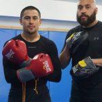 """Diego """"Pitbull"""" Rivas y su paso de las MMA al Boxeo: """"Me enamoré de este deporte"""""""
