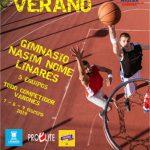 Linares recibe a equipos locales y de Ñuble en Torneo de Verano de Básquetbol Masculino