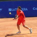 Bastián Malla debutó con un triunfo en el cuadro de dobles del M25 de Huelva
