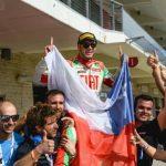 Benjamín Hites quedó segundo en la clasificación general del Ferrari Challenger tras la primera fecha