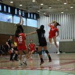 Chile cayó ante Canadá en el repechaje del handball femenino a los Juegos Panamericanos