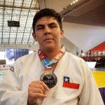 Chile obtuvo una medalla de plata y dos de bronce en el Open Santiago de Judo