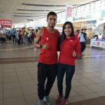 Juan Manuel Quijada y Margarita Masías representaron a Chile en el Mundial de Cross Country