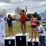 """Chile ganó 5 medallas de oro en el Grand Prix Sudamericano de Atletismo """"50 Aniversario del CEF"""""""