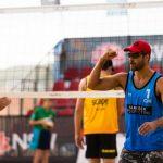 Primos Grimalt avanzan a cuartos de final en fecha australiana del Circuito Mundial de Volleyball Playa