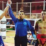 Octavio Faúndez regresó a los triunfos derrotando a Myrko Machacuay