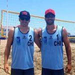 Primos Grimalt disputarán la Ronda 1 en la fecha de Qatar del World Tour de Volleyball Playa