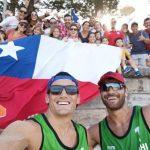 Primos Grimalt se titulan campeones invictos en la fecha australiana del Circuito Mundial de Volleyball Playa
