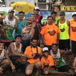 Alejandro Sanoja y Rolando Hernández ganaron la séptima fecha del Circuito Nacional de Volleyball Playa