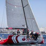 Santander, Scotch Rocks, Caleuche y JDM lideran la Regata Santander Aniversario CNO tras la primera jornada