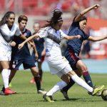 Triunfos de Santiago Morning, Colo Colo y Audax Italiano destacan en el inicio de la Primera División del Fútbol Femenino Chileno