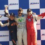 Sebastián Valenzuela ganó las dos primeras fechas de la Fórmula 3