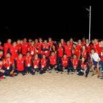 Chile termina cuarto y logra su mejor actuación histórica en los Juegos Sudamericanos de Playa