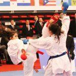Valentina Toro y Germán Charpentier disputarán medallas en el K1 Series A de Karate en Salzburgo