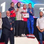 Valentina Toro ganó medalla de plata en el K1 Series A de Karate en Salzburgo