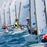 En Algarrobo se realizará la segunda parte del Gran Prix 1 de Veleros Optimist