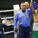 Ramón Velásquez cayó ante el argentino Mauro Liendro en disputa de título Fedebol