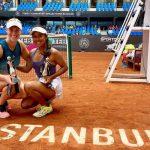 Alexa Guarachi se quedó con el vicecampeonato de dobles del WTA de Estambul
