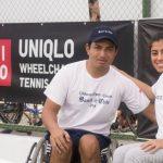 Este jueves comienza el Uniqlo Wheelchair Chilean Open de tenis en silla de ruedas