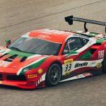 Benjamín Hites logra el segundo mejor tiempo en las prácticas de la cuarta fecha del Ferrari Challenge