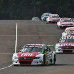 Benjamín Hites debió abandonar en la segunda fecha del Top Race Series argentino