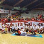 CD Valdivia se coronó campeón de la Conferencia Sur de la Liga Nacional de Básquetbol