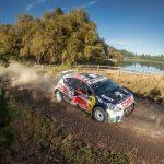 """Chaleco"" López espera cruzar la meta final del Copec Rally Chile"