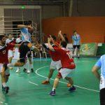 Chile cayó ante Argentina en el Sudamericano Junior Masculino de Handball