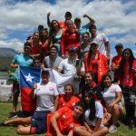 Chile es el campeón del Sudamericano de Canotaje disputado en Ecuador