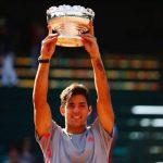 Christian Garin se tituló campeón del ATP 250 de Houston