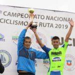 Club Ciclista Melipulli BH ganó el Nacional de Ciclismo de Ruta 2019