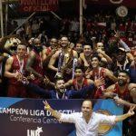 Colegio Los Leones derrotó a AB Temuco y se coronó bicampeón de la Conferencia Centro de la LNB