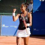 Daniela Seguel avanza en singles y dobles del W60 de Barcelona