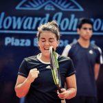 Fernanda Brito avanzó a las semifinales del W15 de Lima