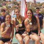 Isidora Jiménez comandó la gran actuación chilena en el Grand Prix Sudamericano de Atletismo Julia Uriarte