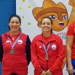 Chile suma una medalla de plata por equipos en el Grand Prix Internacional de Tiro de San Salvador