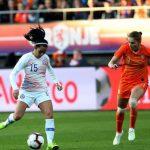 La Roja Femenina tuvo un duro tropiezo al caer por goleada ante Holanda