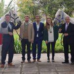 Este miércoles se realizó el lanzamiento del Panamericano de Enduro Ecuestre