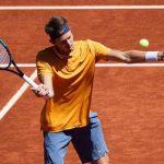 Debut de Nicolás Jarry en el  ATP 250 de Eastbourne fue suspendido por lluvia