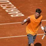Nicolás Jarry avanzó a la ronda final de la qualy del Masters 1000 de Roma