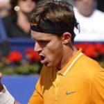 Nicolás Jarry logra un nuevo triunfo y avanza a cuartos de final del ATP 500 de Barcelona